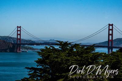 Golden Gate Bridge - Dirk D. Myers Photography