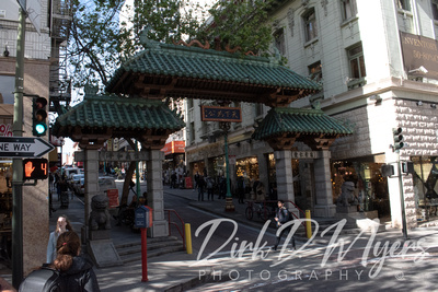 Chinatown in San Francisco - Image: Dirk D. Myers